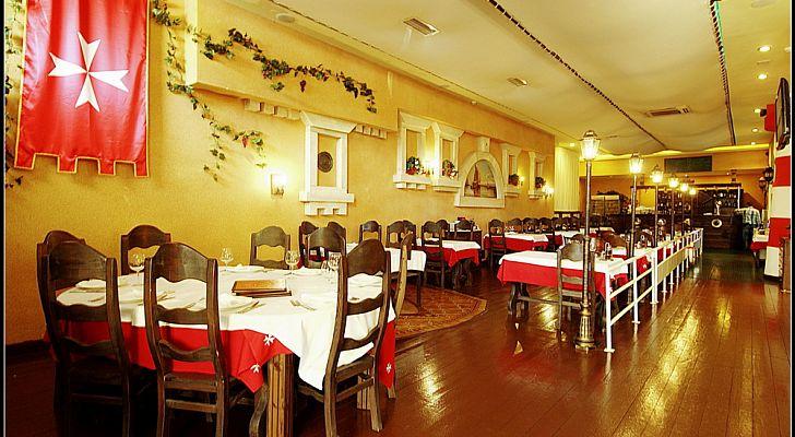 Ресторан Porto Malteze / Порто Мальтезе (Ленинградский пр.)