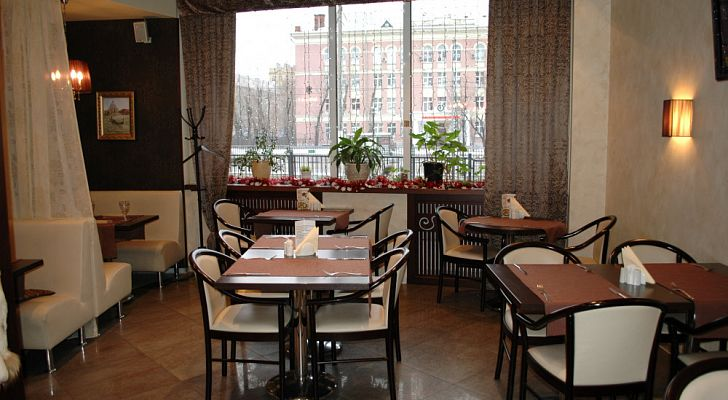 Ресторан Vinci Cafe / Винчи Кафе