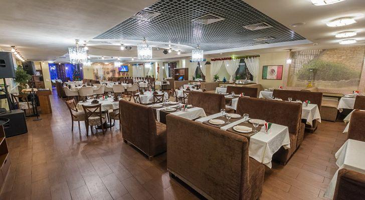 Ресторан Villa Gusto / Вилла Густо