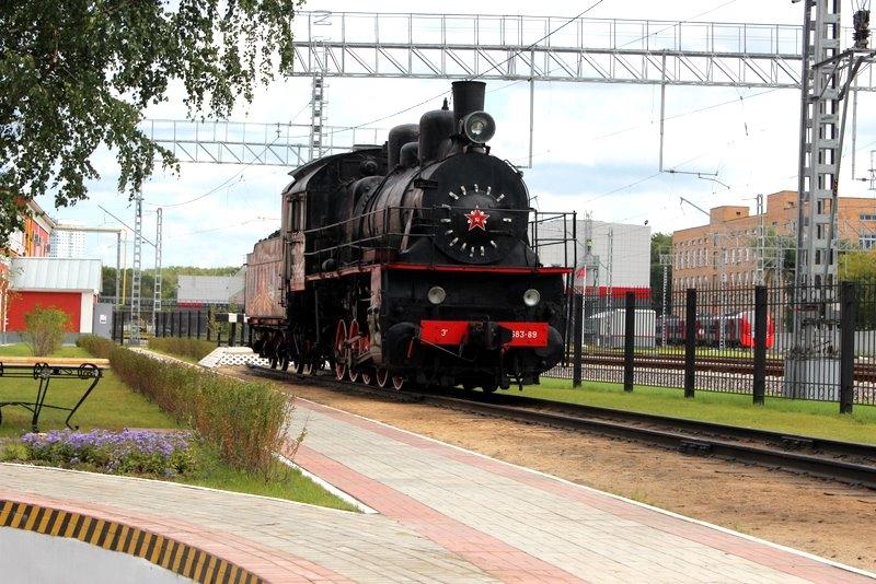 Музейно-производственный комплекс в паровозном депо Подмосковная