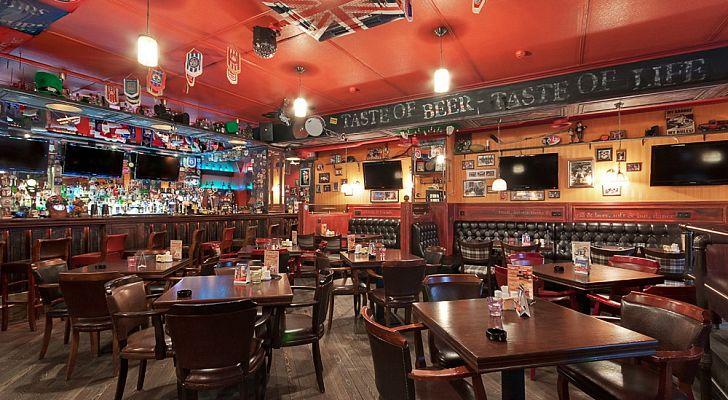 Ресторан Pub Daddy / Паб Дедди