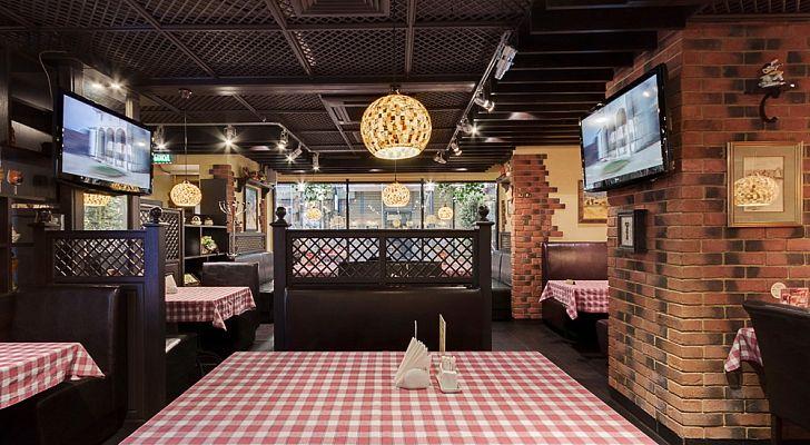 Ресторан Манджонэ