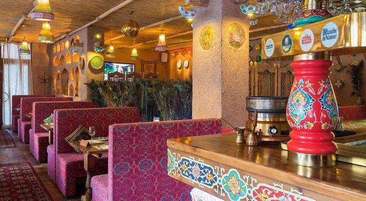 Ресторан Чайхана Павлин Мавлин (Химки)