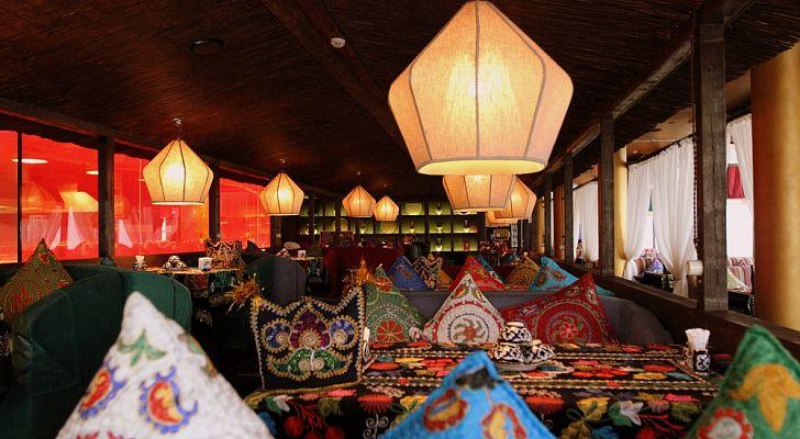 Ресторан Урюк Чайхана Lounge Bar (Маршала Жукова)
