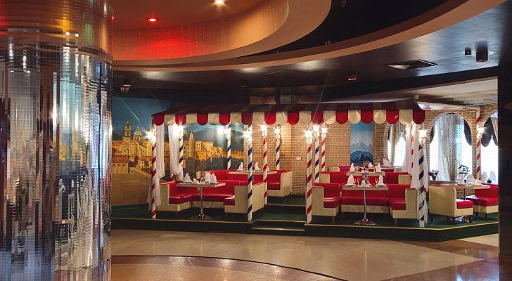 Ресторан Союз (гостиница Союз)