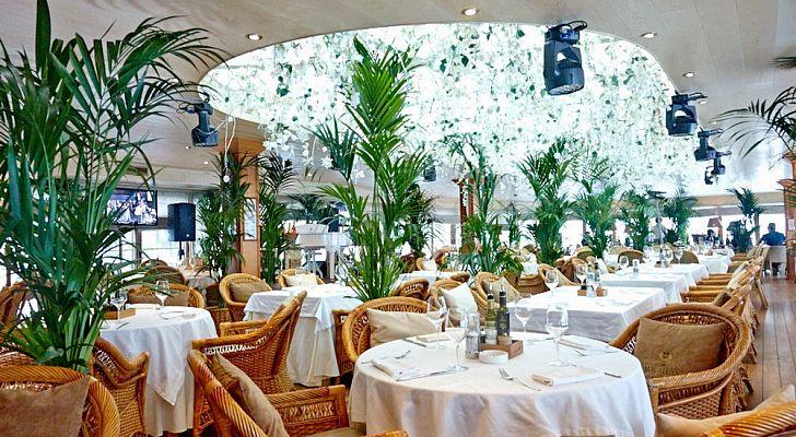 Ресторан Чайка. Ресторан-яхта