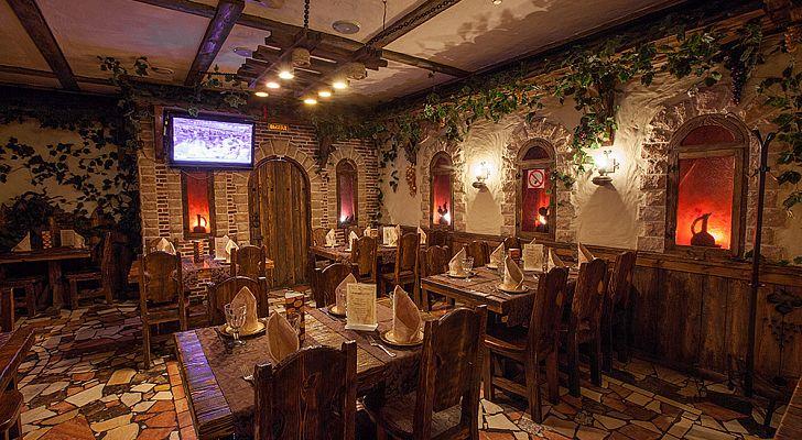 Ресторан Хинкальная на Бабушкинской
