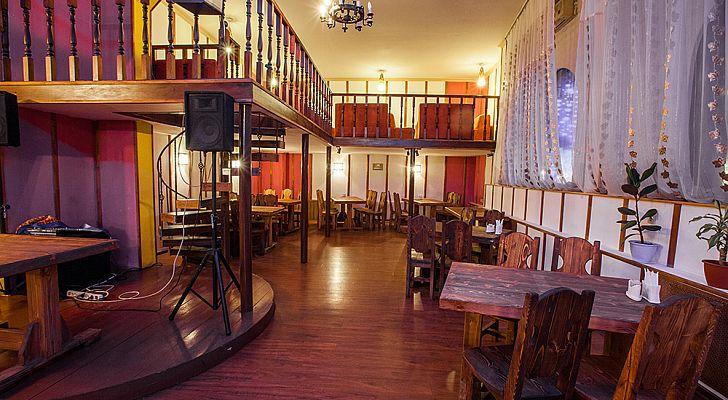 Ресторан Лига на Волоколамке