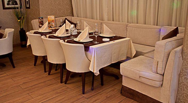 Ресторан Palacio / Палацио