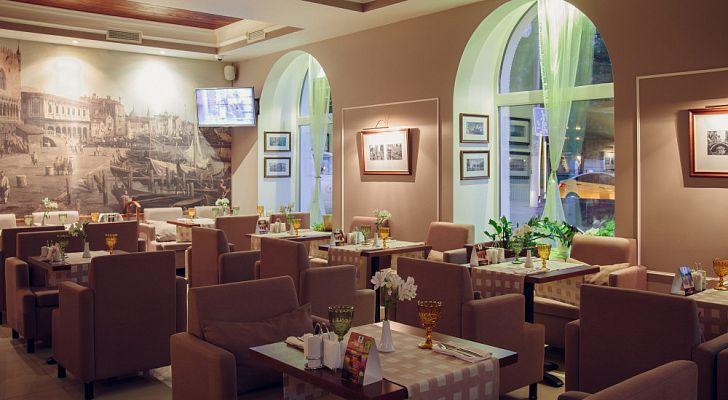 Ресторан Де Марко (Профсоюзная)