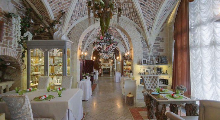Ресторан Chateau de Fleurs / Шато де Флер