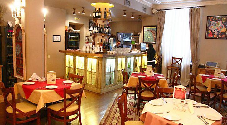 Ресторан Gayane's / Гаяне