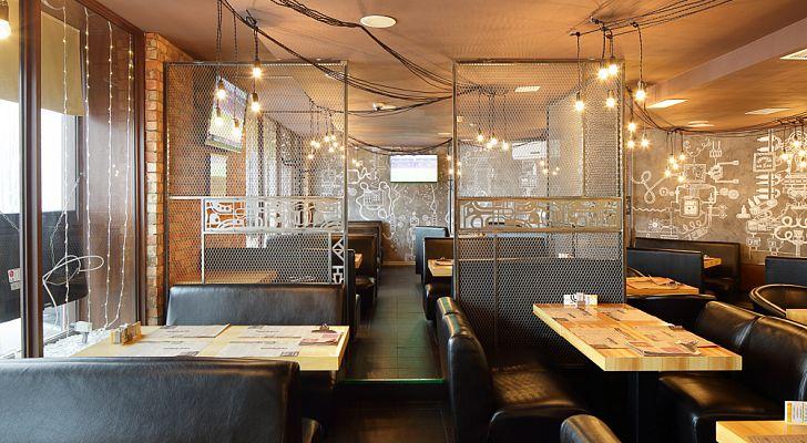 Пивной ресторан Easy Pub / Изи Паб Каширка