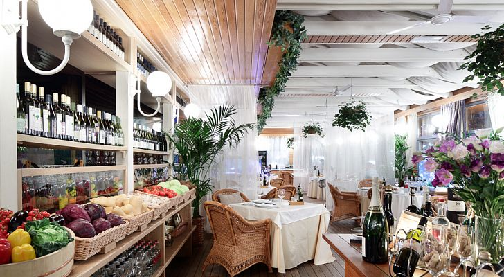 Ресторан Анджело
