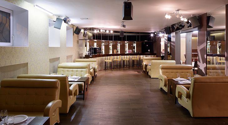 Ресторан Трехгорка