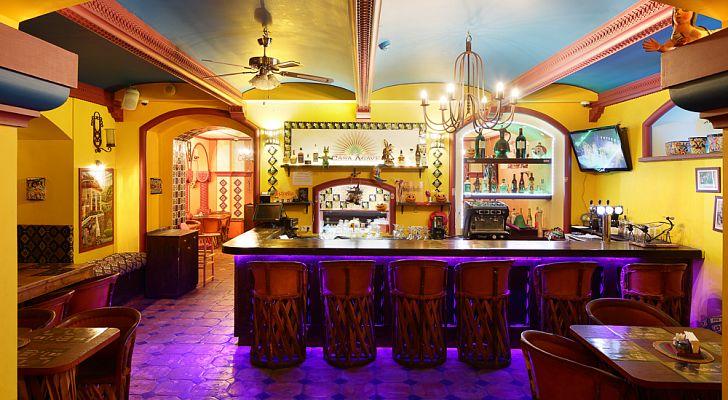 Ресторан Casa Agave / Каса Агаве