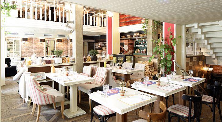 Ресторан Ткемали (на Пушечной)