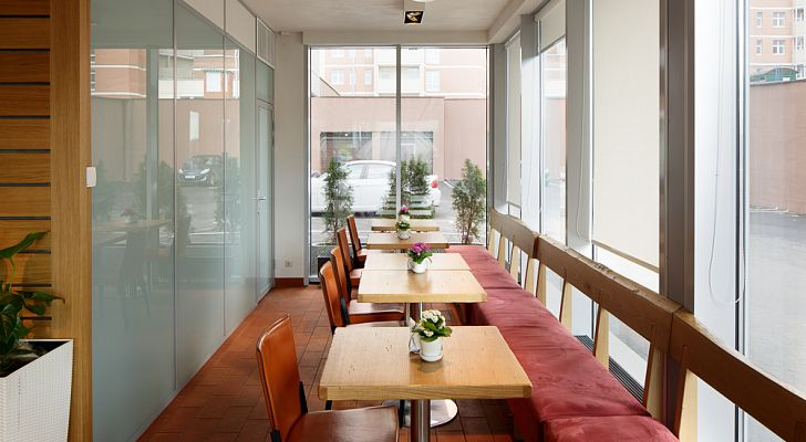 Ресторан Il Pittore / Иль Питторе (пр. Вернадского)