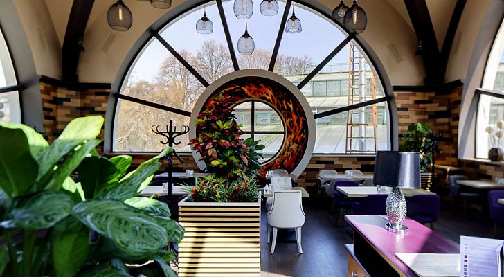 Ресторан Брассерия Ламбик (пр. Мира)