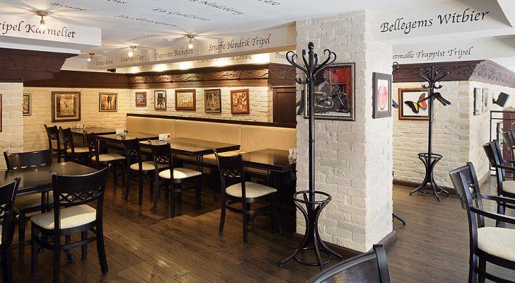 Ресторан Брассерия Ламбик (Мясницкая)