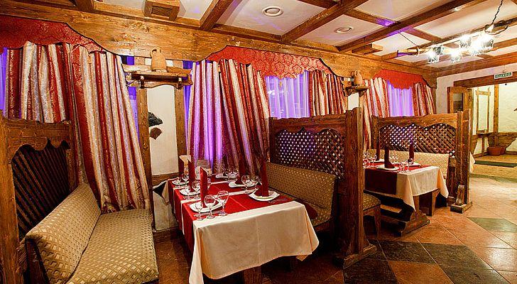 Ресторан Золотая сказка 1001 ночь