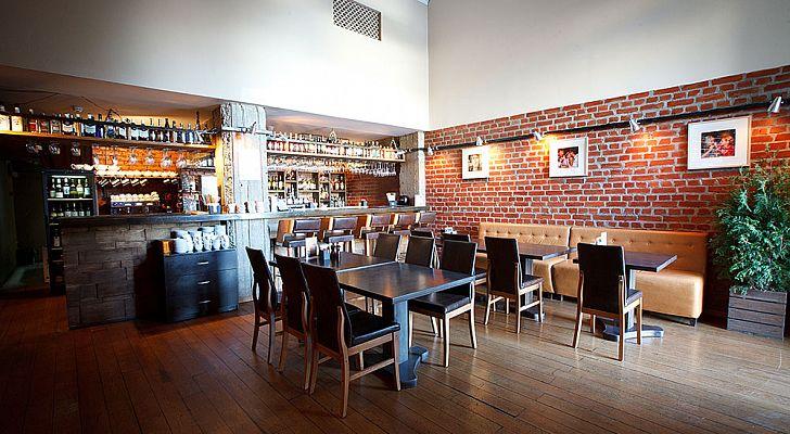 Ресторан Город. Social Cafe