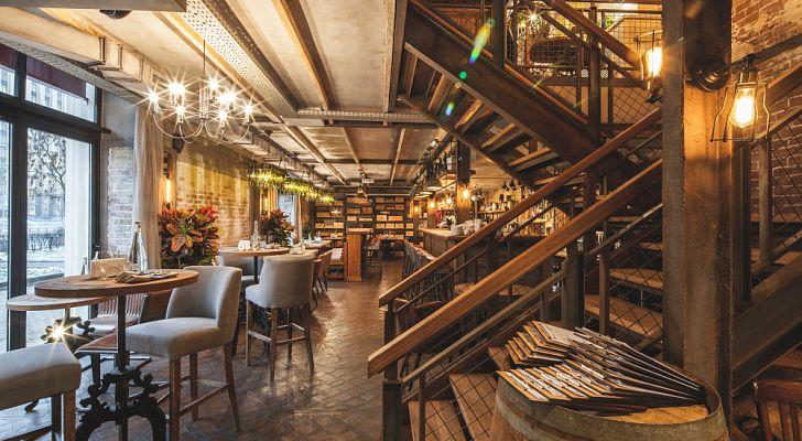Ресторан Место Время