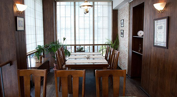 Ресторан Черноморская ривьера