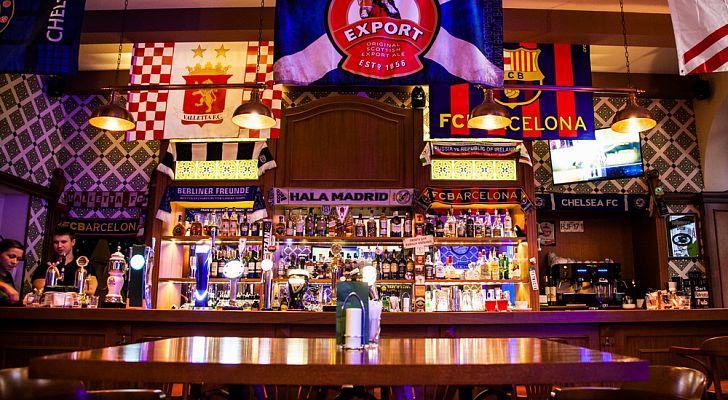 Пивной ресторан Dark Patrick's Pub / Паб Тёмного Патрика
