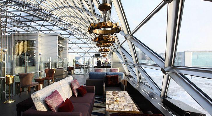 Ресторан 02 Lounge / 02 Лаунж