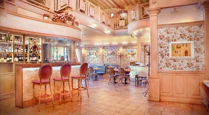 Загородный ресторан Оджахури (Королев)