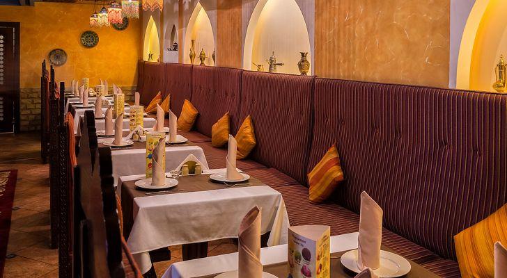 Ресторан TAJJ MAHAL / Тадж Махал (Профсоюзная)