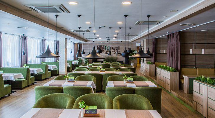 Ресторан Forest Grill&Roll / Форест Гриль&Ролл