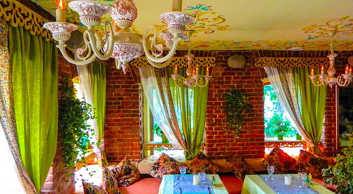 Ресторан Алтай