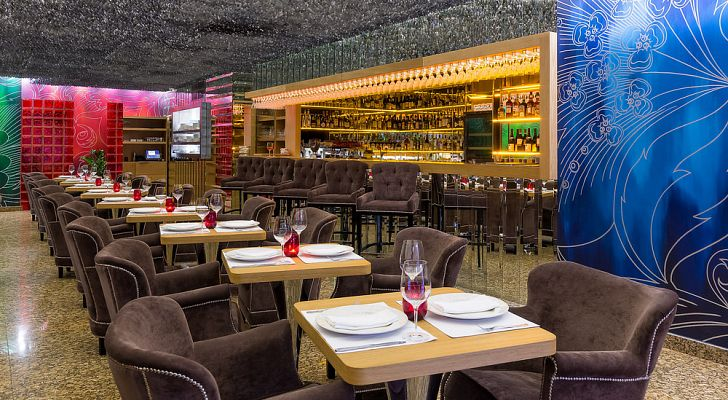 Ресторан Simachyard / Симачярд