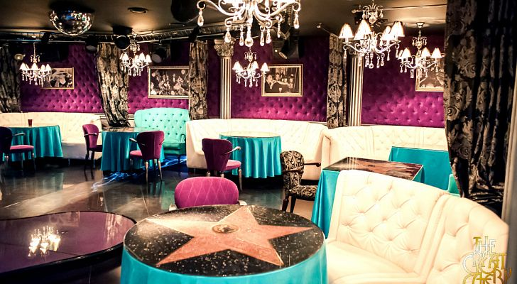 Ресторан The Great Gatsby / Великий Гэтсби
