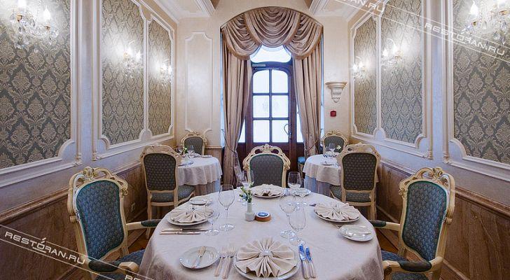 Ресторан Riviere / Ривьера