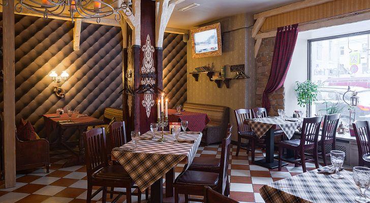 Ресторан Шотландская клетка