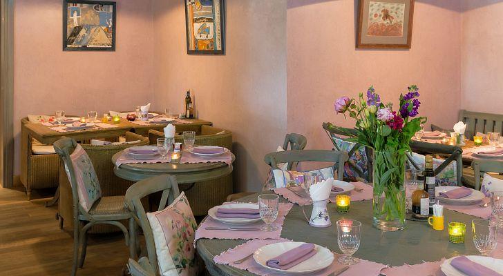 Ресторан Cafe De Arts / Кафе Де Артс