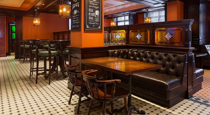 Ресторан Greene King Pub & Kitchen / Грин Кинг
