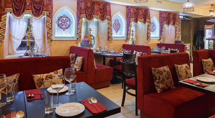 Кафе Синдбад