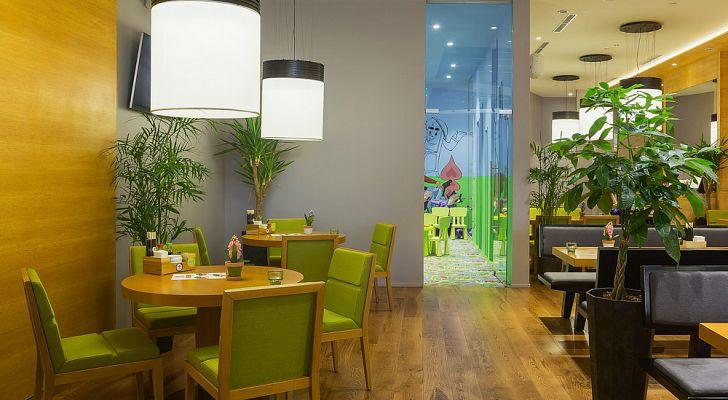 Загородный ресторан Эдоко Крокус Сити